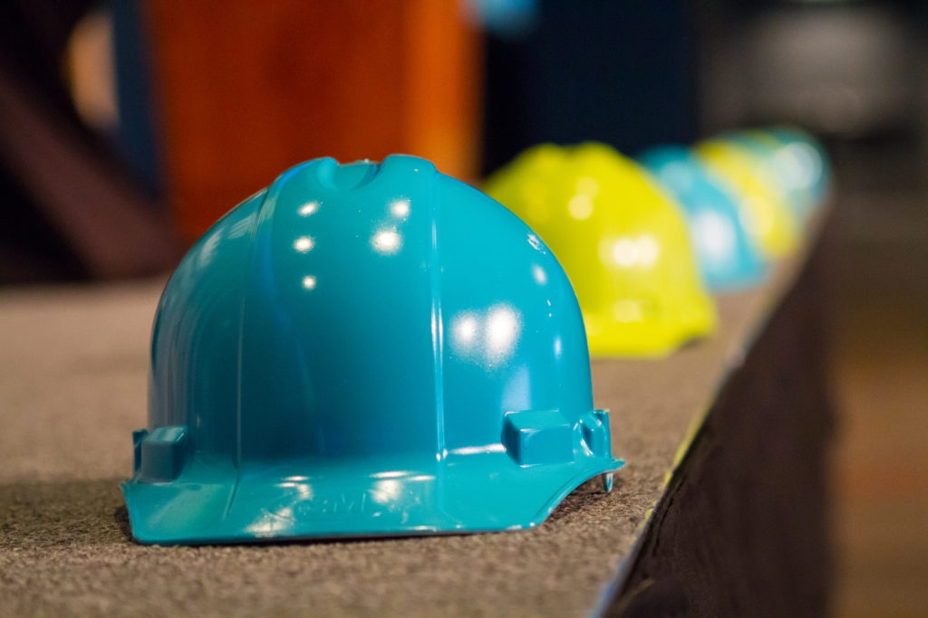 Habitat Hard Hats
