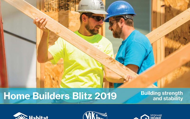 Viking Homes and Spokane Home Builders Association to Sponsor and Build a Habitat Home