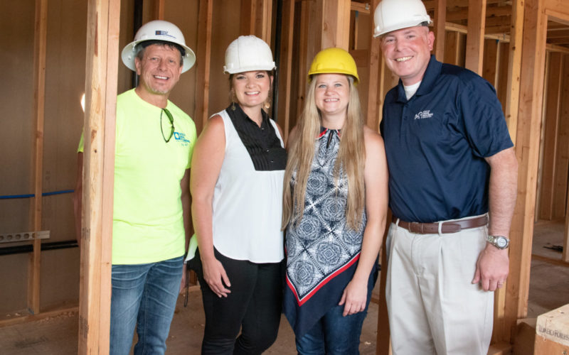 Builders and contractors donate more than $100,000 in labor and materials for Home Builders Blitz