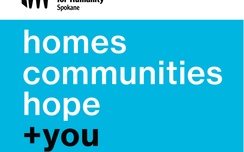 Homes, Communities, Hope + YOU