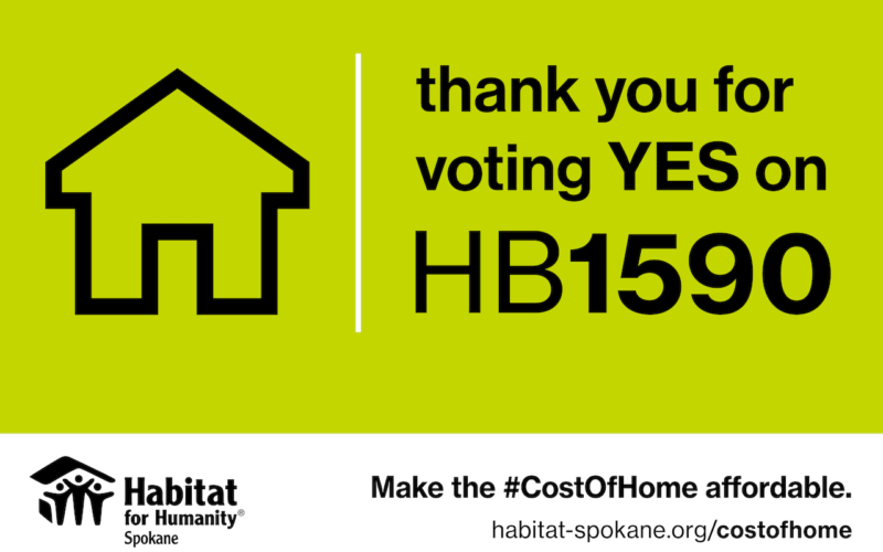 Spokane City Passes HB1590